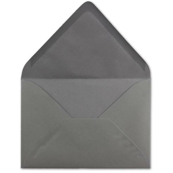 11 x 22 cm 120 g//m/² Haftklebung Standard Brief-Kuverts f/ür Einladungen zur Taufe von Ihrem Gl/üxx-Agent 150 DIN Lang Brief-Umschl/äge Rosa